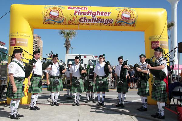 2016 Pensacola Beach Firefighter Challenge