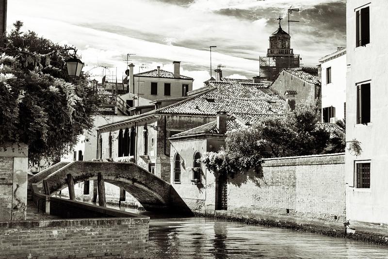 Unchanging Venice 1852