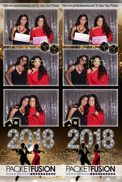 Packet Fusion Holiday Party 2018