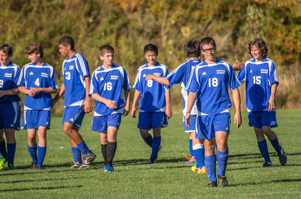 Soccer - JVA 2013-14