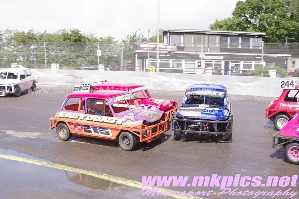 ORCi Ministox, Northampton, 28 July 2012