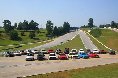 Peachtree-BMW CCA DE & Club Racing, Sep-2013