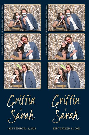 Griffin and Sarah