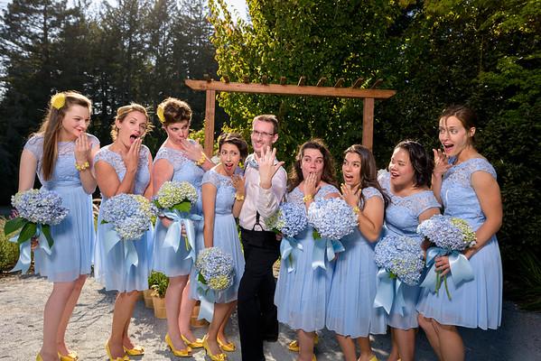 Formals: Bridal Party