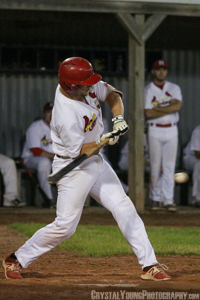 Brantford Red Sox at Hamilton Cardinals July 18, 2017