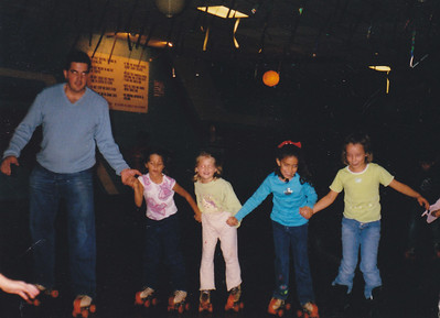 2002: Scanned STA Skate Party (2002)