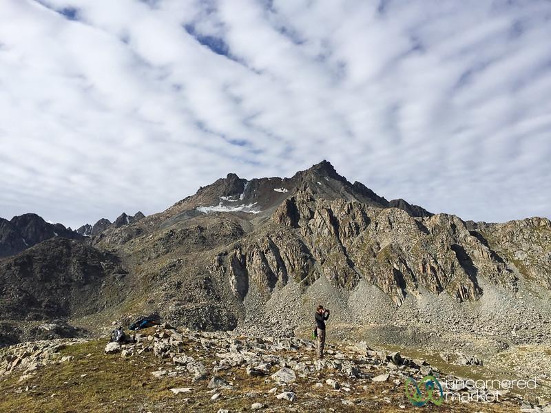 Audrey Photographs the Alpine Lakes - Jyrgalan Trek, Kyrgyzstan