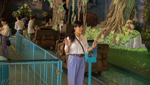 Disneyland Resort, Tokyo Disneyland, Fantasyland, Snow Whites Scary Adventure, Snow White's Adventures, Snow White