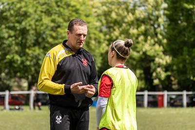 Droitwich Spa Ladies FC vs Kidderminster Harriers Ladies Football Club 16/05/21