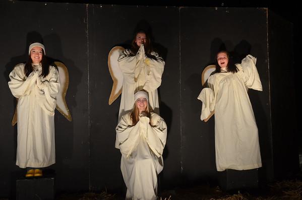 2013 Drive Thru Nativity