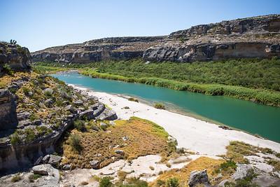 Pecos River - 7 Days 60 Miles