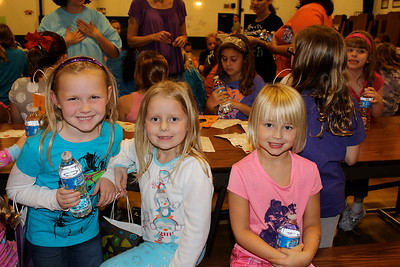2011-10-21 Girl Scouts´ Halloween Lock In