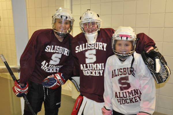 2014 Alumni Hockey Game Day