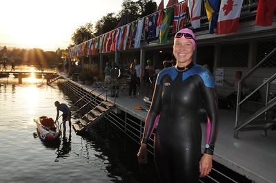 32. Int. Sri Chinmoy Marathon-Schwimmen 2019