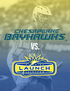 Bayhawks @ Launch (7/16/16)