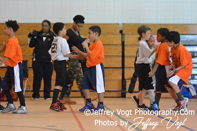 2-13-2016 Germantown Sports Association Rec Basketball 3rd Grade Sullivan Team, Photos by Jeffrey Vogt Photography