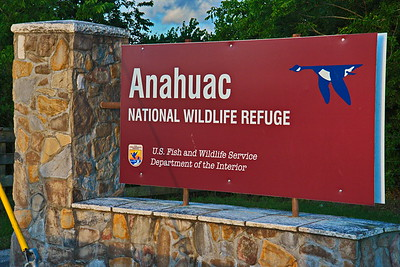 Anahuac National Wildlife Refuge