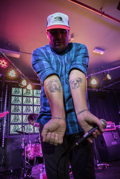 Alien Ant Farm + Support, The Welly Club (05.11.16)