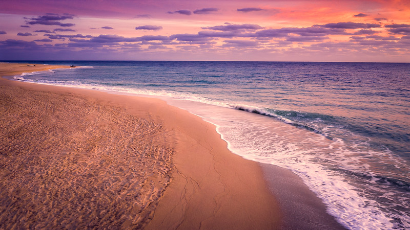 Baja California Sur Sunrise
