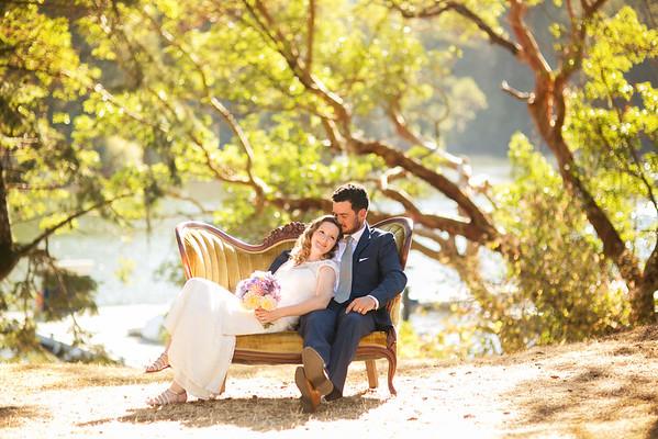 Haley & Klawdee {Wedding} August 20, 2016