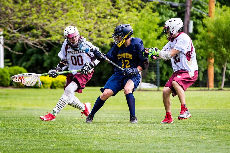 Boy's Lacrosse HVAL 2017