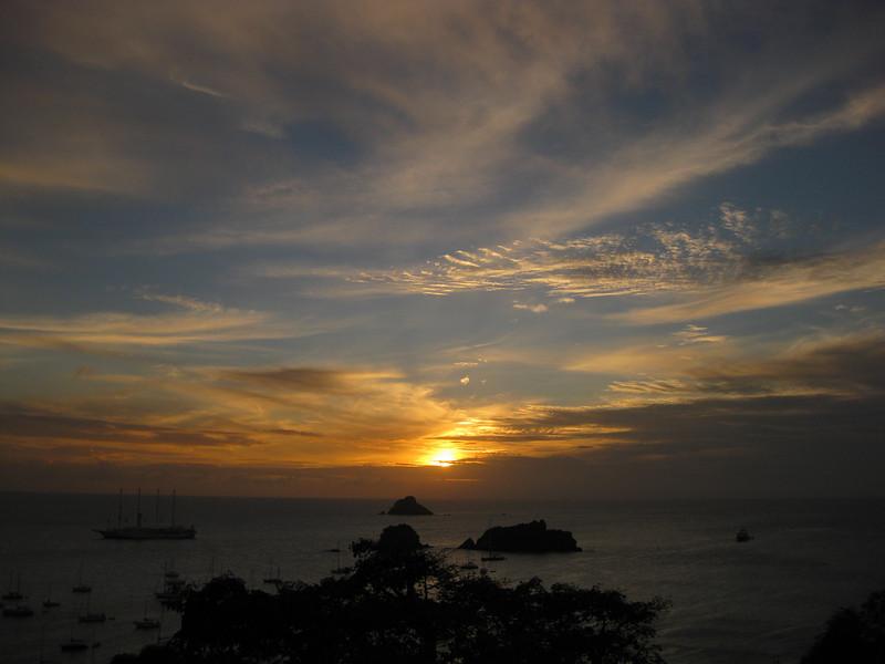 saint barth 2009 sunset