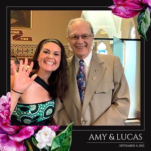 Amy + Lucas Wedding