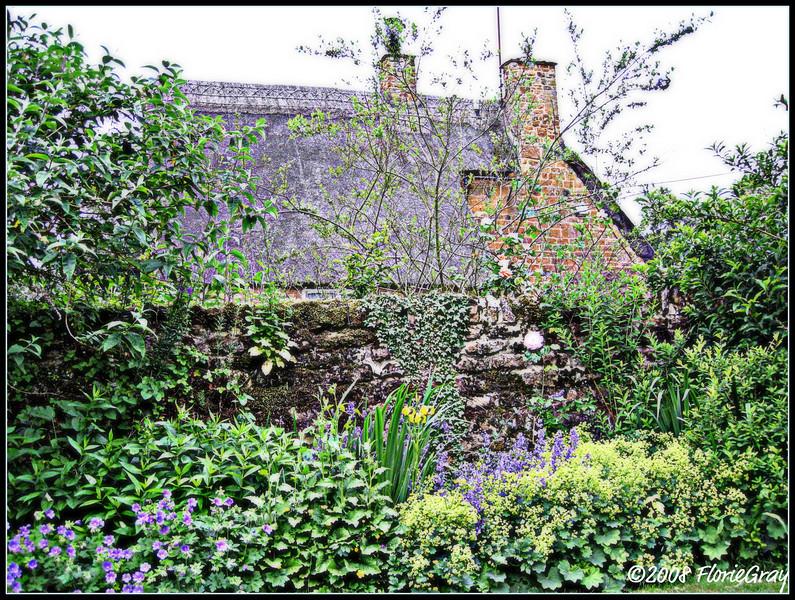Cottage Garden   ©2008 FlorieGray, Wroxton