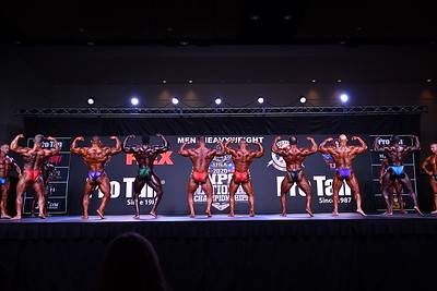Men's BB Open Heavyweight