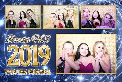 Banks High School Winter Formal 1.19.2019