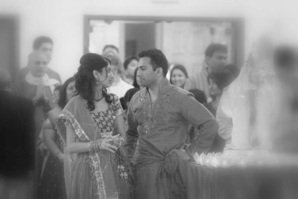 Vivek and Juhi BW