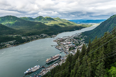 Alaska's Inner Passage Capital City of Juneau