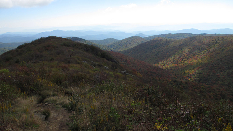 Art Loeb Trail -- 6,030'