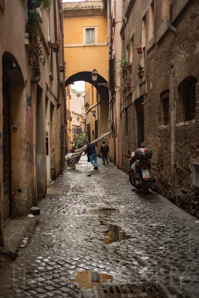 Rome - Old City Centre
