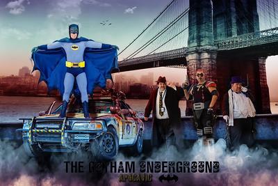 2019-09-21 Gotham Underground