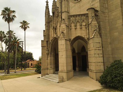 GOTH CHURCH PASADENA