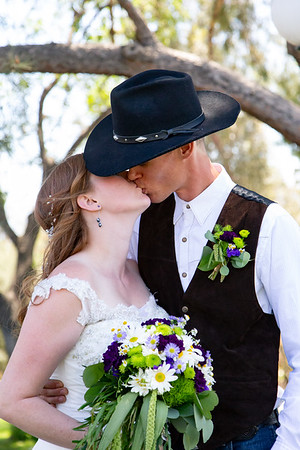 Coleman Country Wedding