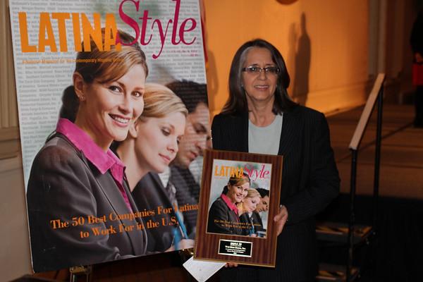 LATINA STYLE 50 Event 2013