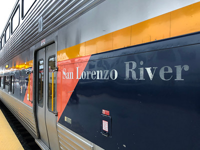 San Jose to New York on Amtrak's California Zephyr