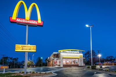 White Bluff McDonald's