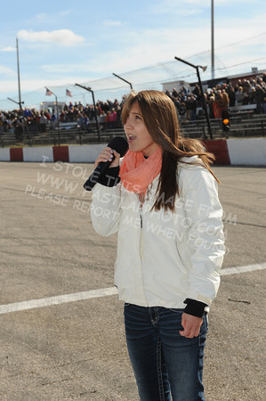 Sunday Awards, Pre Race, Best Appearing Car & Crew, & ASAMT Driver Introductions