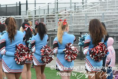 10-12-2013 Einstein HS Varsity Cheerleading,   Photos by Jeffrey Vogt Photography