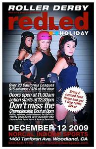 Pink vs Black - 12 Dec 2009