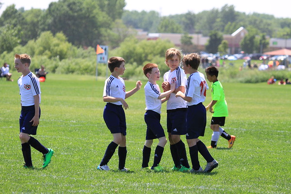 u11 Extreme All American Cup, June 2015