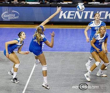 NCAA regional sweet16 volleyball_2011