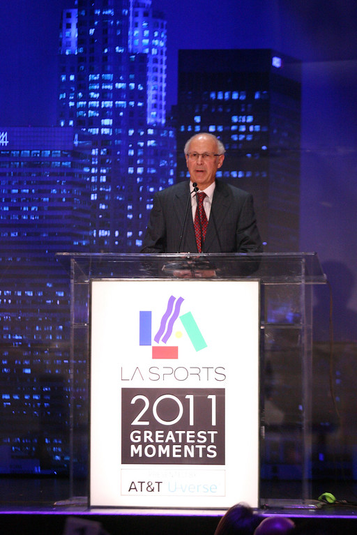 . <b>30. David Simon, 67, L.A. Sports Council President </b> <br>Virtually every major sporting event attracted by Los Angeles over the last 25 years is due in some part to the efforts of Simon ... (Photo courtesy David Simon)