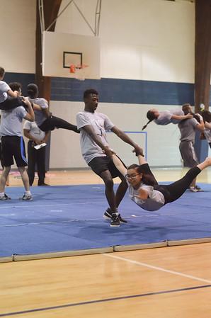 Gymnastics Spring Homeshow