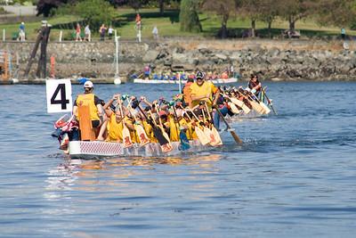Victoria: Dragon Boat Racing - Day 1