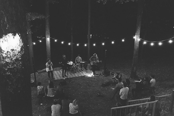 Rachel+Jimmie Gillespie House Show