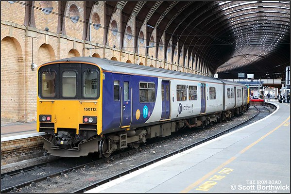 Class 150 (BREL Sprinter): Northern (Arriva Rail North Limited)